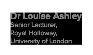 Dr Louise Ashley